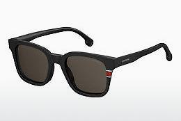 Carrera Eyewear Sonnenbrille » CARRERA 5045/S«, schwarz, 807/IR - schwarz/grau