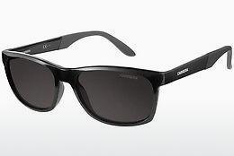 Polaroid Herren Sonnenbrille Pld 7019/S M9 80S, Schwarz (Black White/Grey Grey), 70