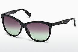 Diesel Sonnenbrille » DL0229«, schwarz, 05C - schwarz/grau