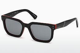 Diesel Herren Sonnenbrille » DL0253«, braun, 52N - braun/braun