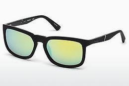 Diesel Sonnenbrille » DL0261«, schwarz, 09C - schwarz/grau