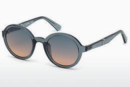 Diesel Sonnenbrille » DL0264«, blau, 90P - blau/grün
