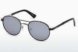 Diesel Sonnenbrille » DL0265«, grau, 09N - grau/grün