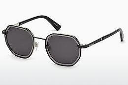 Diesel Sonnenbrille » DL0267«, rosa, 73A - rosa/grau