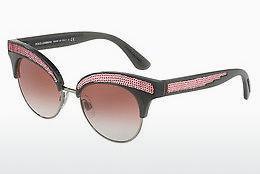 DOLCE & GABBANA Dolce & Gabbana Damen Sonnenbrille » DG6110«, grau, 31238D - grau/rosa