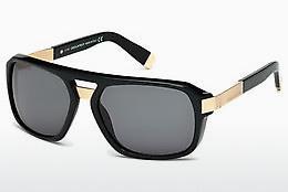 Dsquared2 Damen Sonnenbrille » DQ0253«, grün, 93P - grün/grün