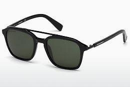 Dsquared2 Damen Sonnenbrille » DQ0254«, braun, 52N - braun/grün