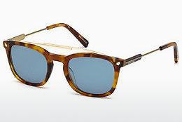 Sonnenbrille Dsquared DQ0272 53V - Havanna, Yellow, Blond, Brown