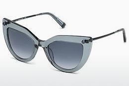 Dsquared2 Damen Sonnenbrille » DQ0293«, blau, 84X - blau/blau