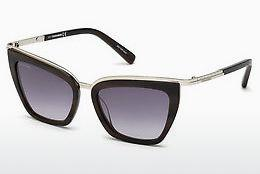Sonnenbrille Dsquared DQ0289 62W - Braun, Horn, Ivory