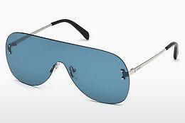 Sonnenbrille Emilio Pucci EP0078 16V - Silber, Shiny, Grey