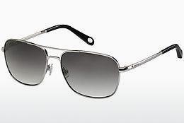 Fossil Herren Sonnenbrille » FOS 3067/S«, schwarz, 003/9O - schwarz/grau