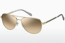 Sonnenbrille Fossil FOS 3065/S AOZ/G4 - Gold