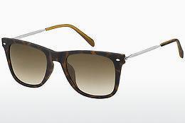 Fossil Damen Sonnenbrille » FOS 2078/S«, braun, 4IN/HA - braun/braun