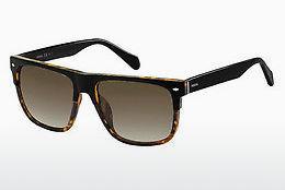 Fossil Herren Sonnenbrille » FOS 2056/S«, braun, 086/HA - braun/braun