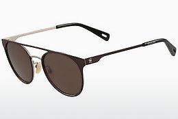 G-Star RAW Sonnenbrille » GS648S GSRD STORMER«, braun, 725 - braun