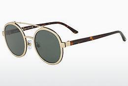 Giorgio Armani Herren Sonnenbrille » AR6068«, braun, 30036R - braun/grün
