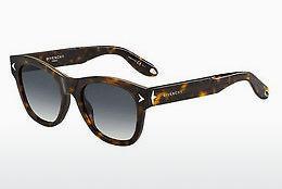 GIVENCHY Givenchy Damen Sonnenbrille » GV 7073/S«, braun, 086/70 - braun