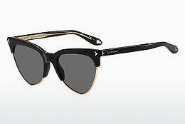 GIVENCHY Givenchy Damen Sonnenbrille » GV 7071/S«, rosa, 3KQ/IB - rosa/ grün