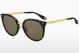 GIVENCHY Givenchy Damen Sonnenbrille » GV 7094/S«, weiß, G3I/70 - weiß
