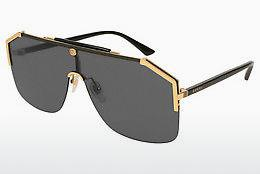 Sonnenbrille Gucci GG0291S 001 - Gold