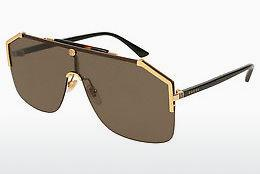 Sonnenbrille Gucci GG0291S 002 - Gold