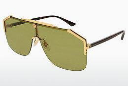 Sonnenbrille Gucci GG0291S 004 - Gold