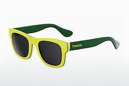 Havaianas Herren Sonnenbrille » PARATY/L«, grün, QPN/Y1 - grün/grau