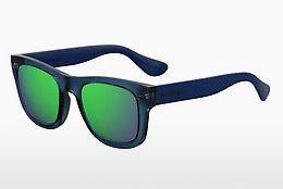 Havaianas Sonnenbrille » RIO/M«, schwarz, O9N/Z9 - schwarz/grün