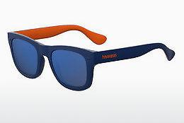 Havaianas Sonnenbrille » PARATY/M«, schwarz, O9N/Y1 - schwarz/grau