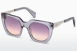 Just Cavalli Damen Sonnenbrille » JC753S«, grau, 20Z - grau/lila