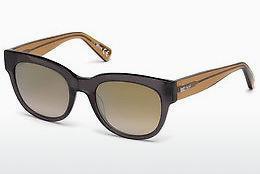 Just Cavalli Damen Sonnenbrille » JC756S«, braun, 56C - braun/grau
