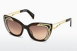 Just Cavalli Sonnenbrille » JC838S«, braun, 52G - braun/braun