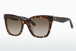 Smith Sonnenbrille » SNARE«, grau, 8HT/5Z - grau/ grün
