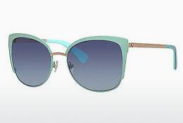 Sonnenbrille Kate Spade GENICE/S RRE/AB - Grün, Gold