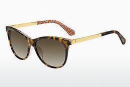 GIVENCHY Givenchy Damen Sonnenbrille » GV 7096/S«, grün, PHW/QT - grün/grün