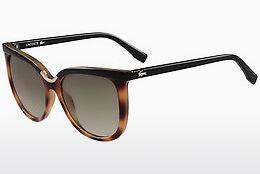 Lacoste Damen Sonnenbrille » L825S«, braun, 214 - havana