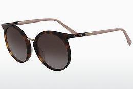 Lacoste Sonnenbrille » L852S«, braun, 214 - havana