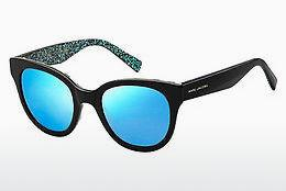 MARC JACOBS Marc Jacobs Damen Sonnenbrille » MARC 230/S«, schwarz, 2PO/3J - schwarz/blau