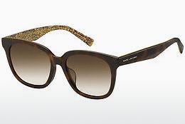 MARC JACOBS Marc Jacobs Damen Sonnenbrille » MARC 116/S«, orange, 26X/2T - orange/rot