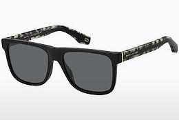 MARC JACOBS Marc Jacobs Damen Sonnenbrille » MARC 109/S«, grau, 2T7/S1 - grau/braun