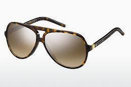 MARC JACOBS Marc Jacobs Damen Sonnenbrille » MARC 263/S«, braun, O2V/3J - braun/blau