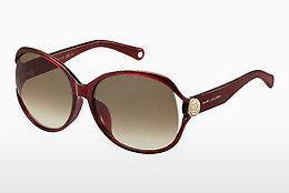 MARC JACOBS Marc Jacobs Kinderbrillen Sonnenbrille » MARC 158/S«, rot, J2I/8H - rot/braun