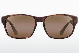 Sonnenbrille Maui Jim Mixed Plate H721-10MR - Havanna