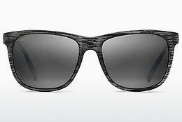 Sonnenbrille Maui Jim Tail Slide 740-11MS - Grau