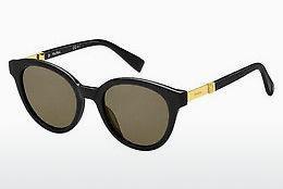 Max Mara Damen Sonnenbrille » MM DOTS I«, schwarz, 807/70 - schwarz