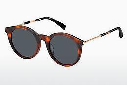 Max Mara Damen Sonnenbrille » MM WAND FS«, braun, WR9/IR - braun/grau