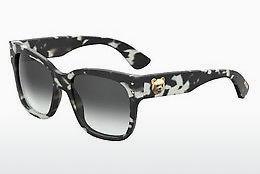 Moschino Sonnenbrille » MOS004/S«, schwarz, 2M2/SQ - schwarz/gold
