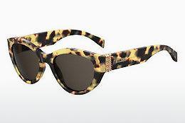 Moschino Damen Sonnenbrille » MOS013/S«, gelb, SCL/9O - gelb/grau