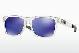 Sonnenbrille Oakley CATALYST (OO9272 927205) - Transparent, Weiß